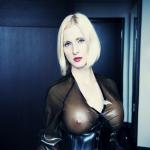 Mistress Anda - erotische Massagen in Berlin